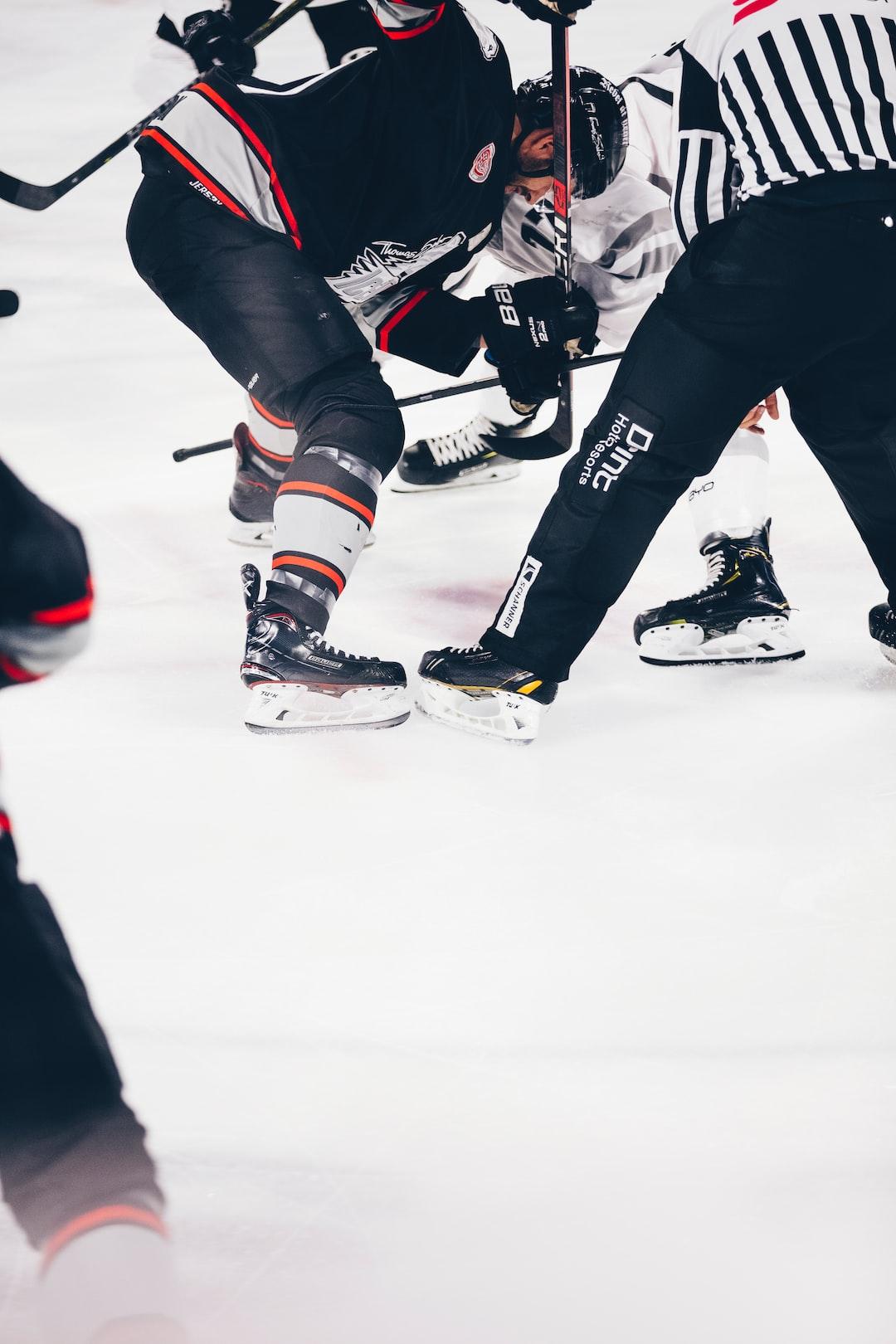 Icehockey Match