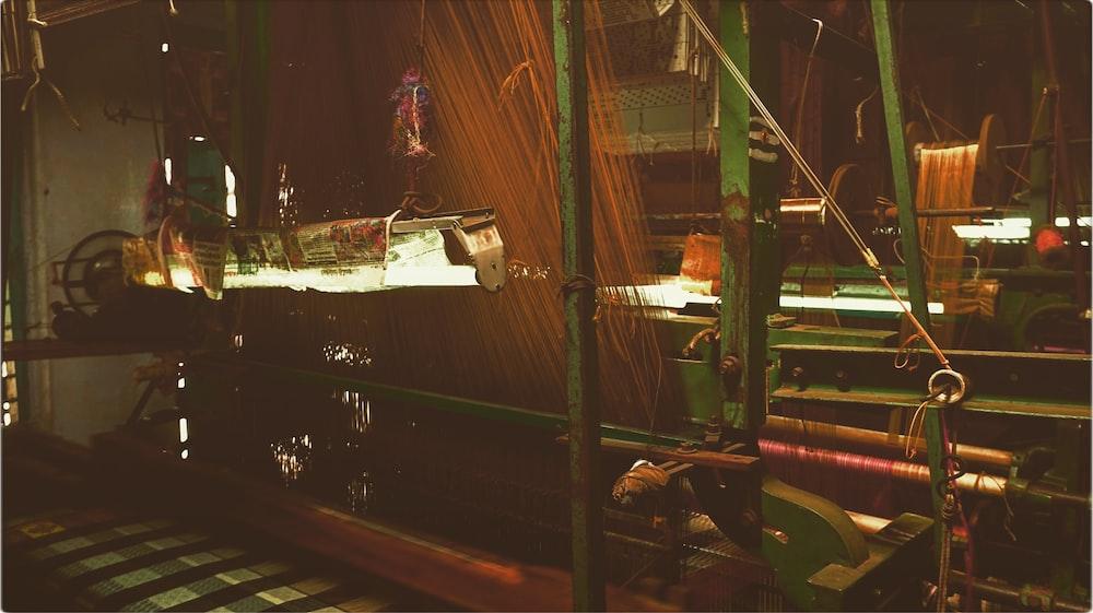 green loom machine