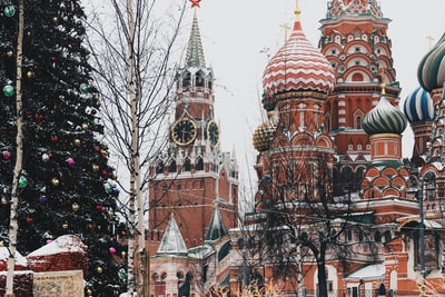 Moscow story