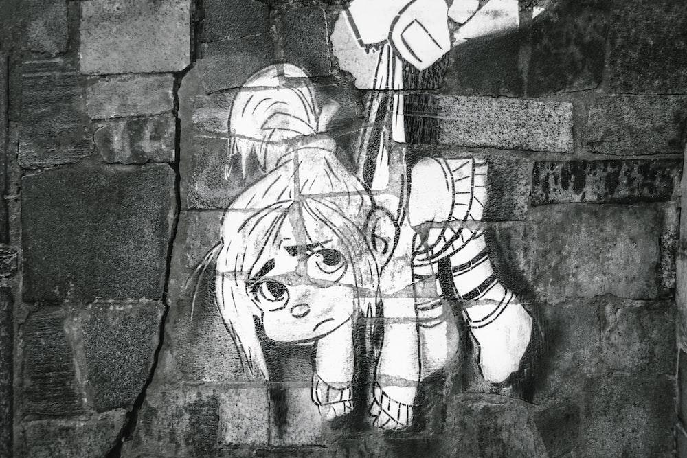 Peneloppe of Wreck it Ralph mural
