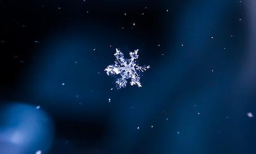 snowflake pickup line