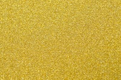 yellow textile