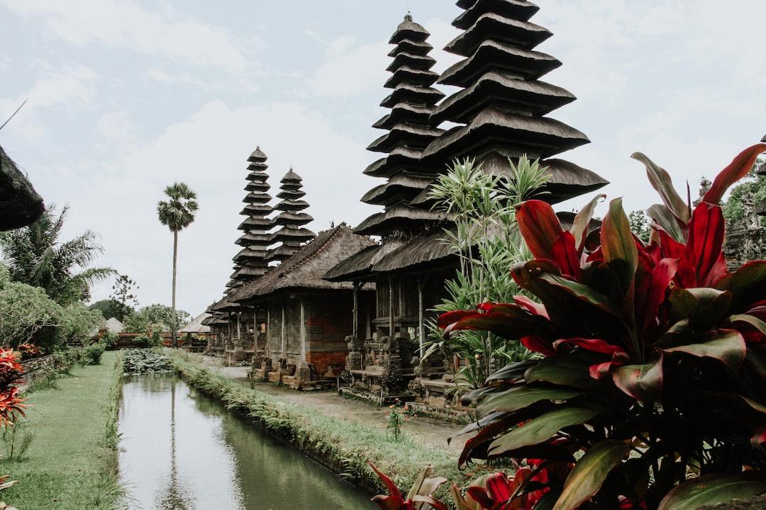 Как меня обманули на Бали