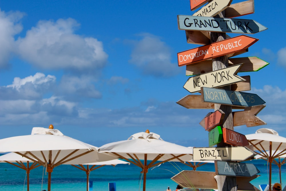 Turks & Caicos for kids, infants and families