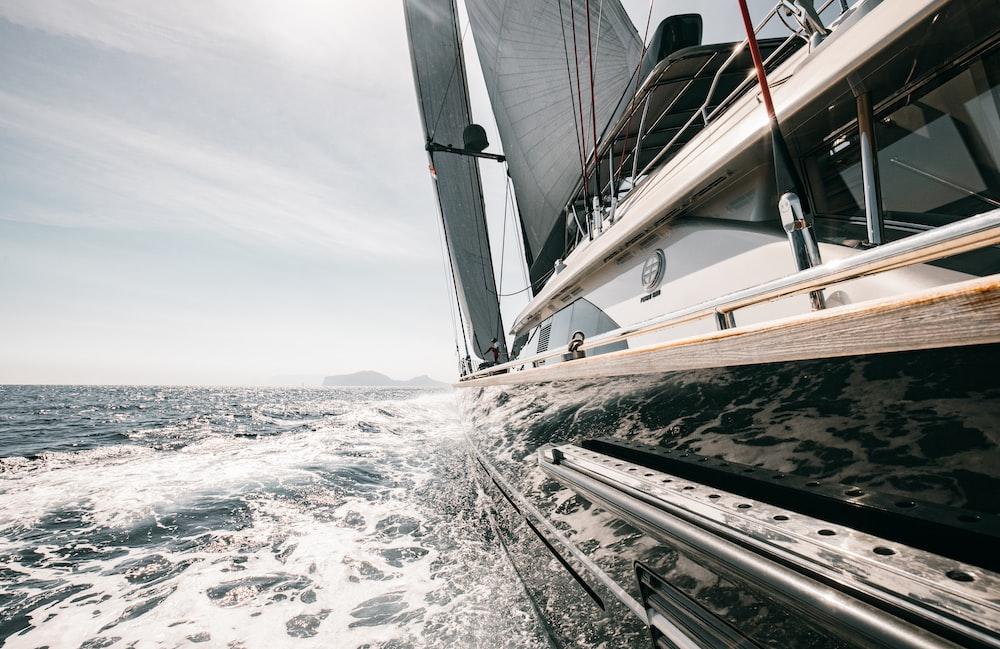 boat on wate