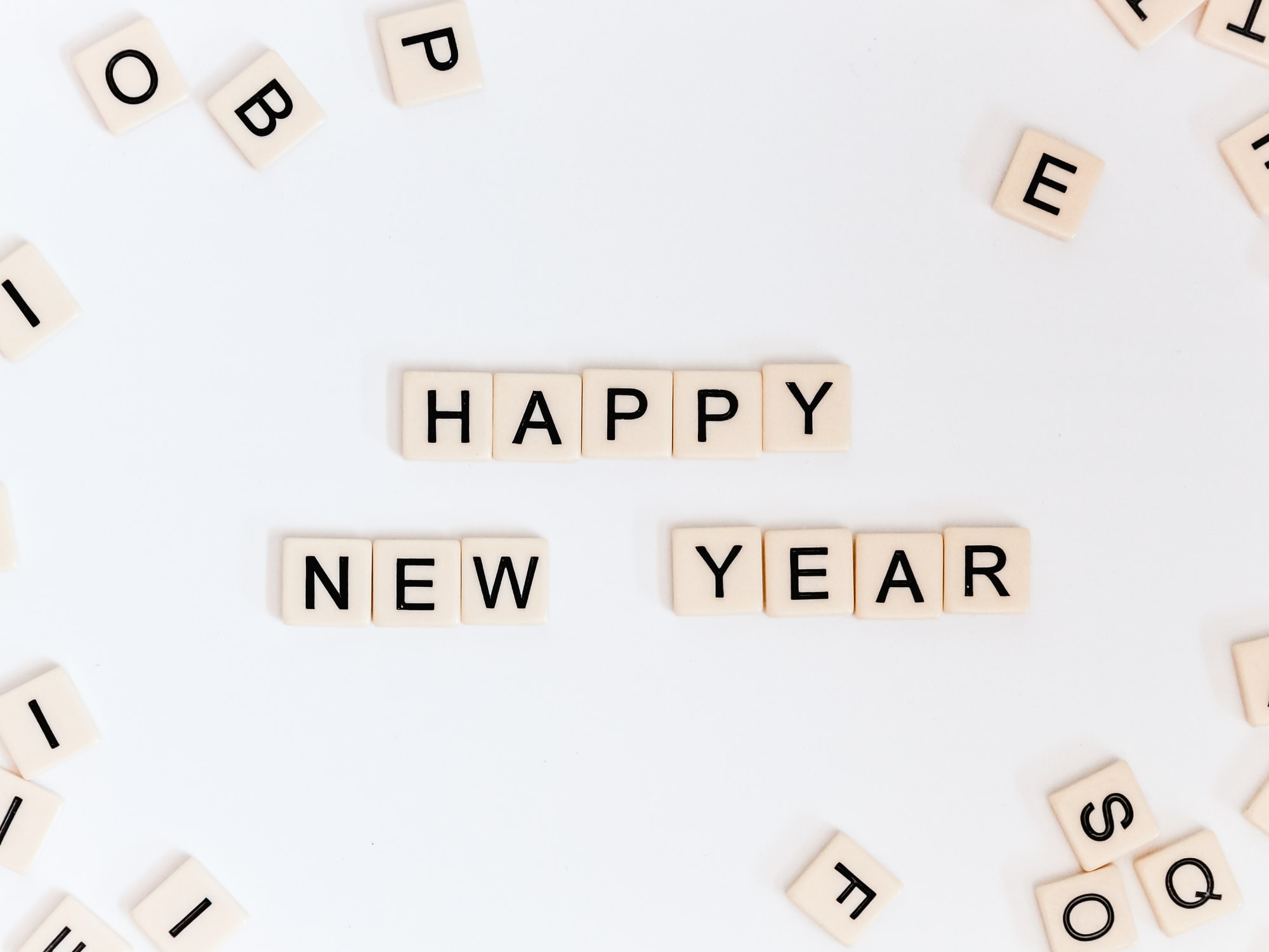 January Newsletter - Wishing you a Happy New Year 2021