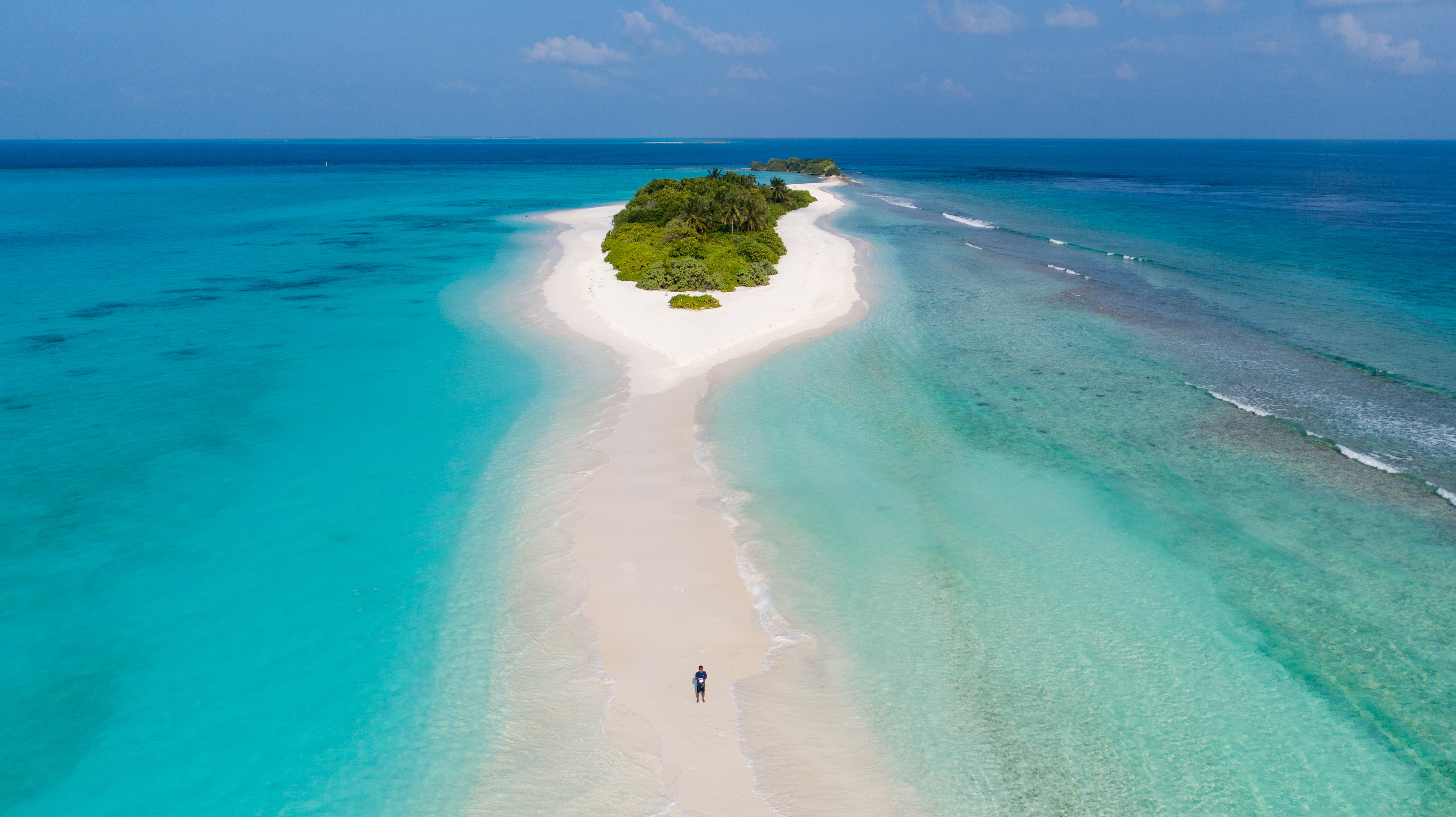 aerial photography of island during daytime