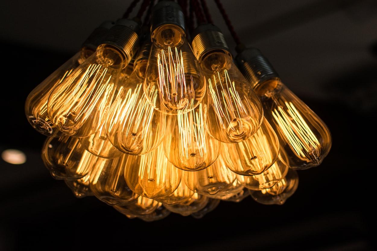 žiarovky, bulbs