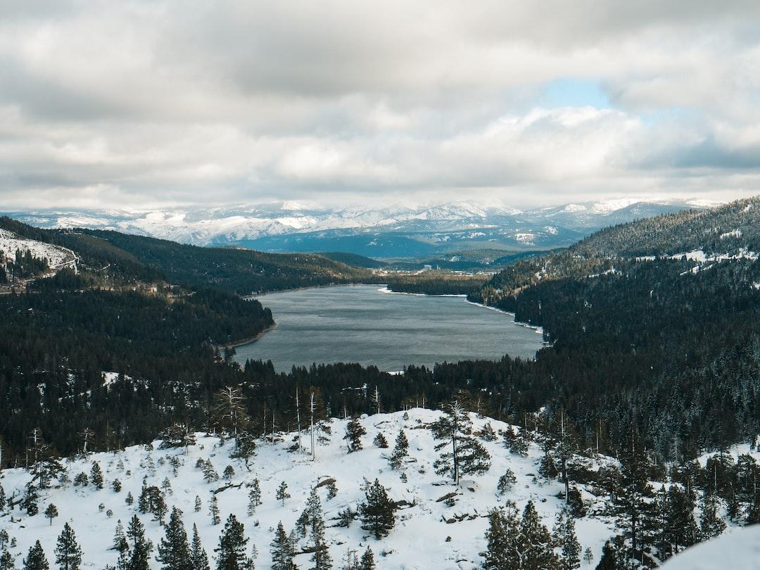 Adventuring in Tahoe