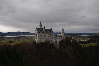 Winter in Füssen (Neuschwanstein Castle)