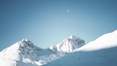 Skiing in St.Moritz