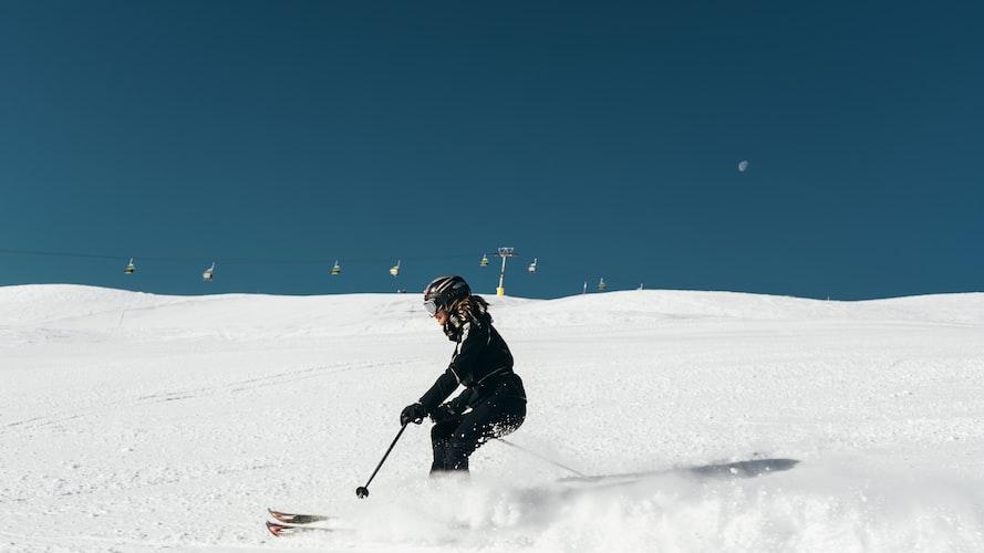 Skiing at Interlaken, Things to Do in Switzerland in July