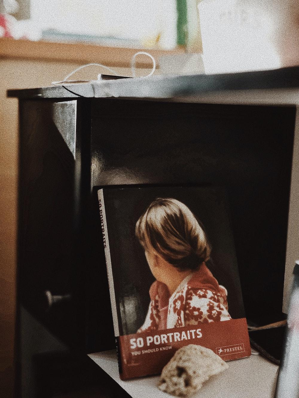 50 Portraits book