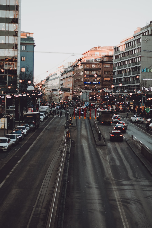 road during daytime
