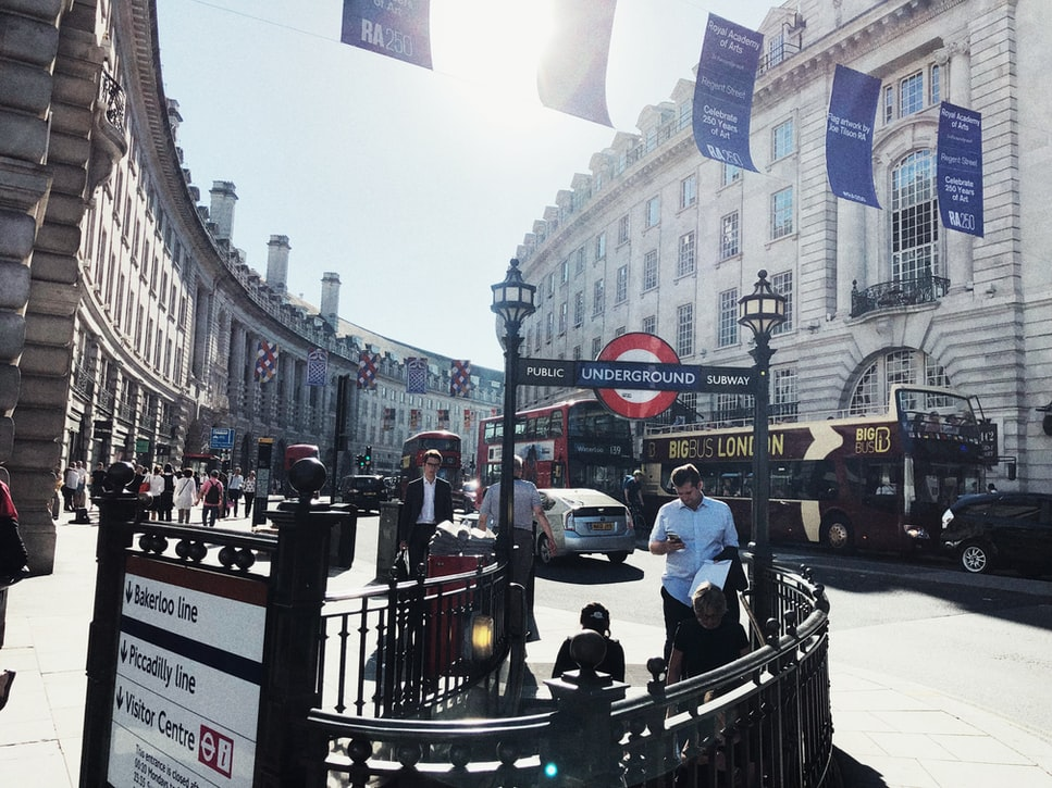 UK Piccadilly Circus