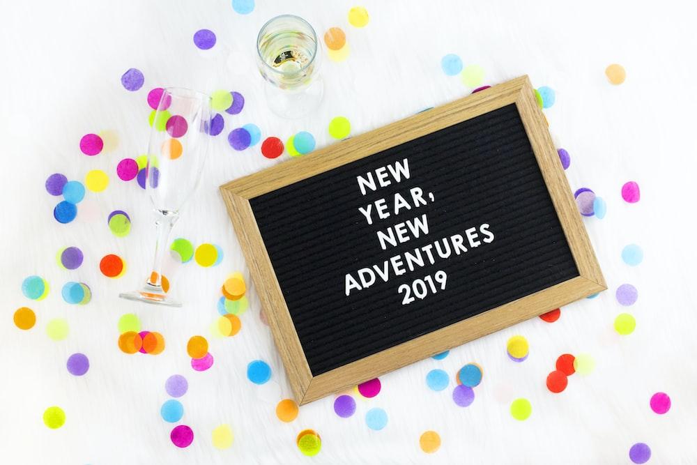new year, new adventures 2019