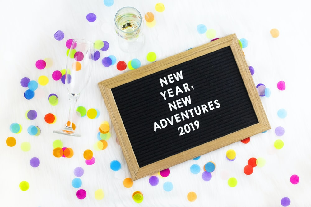 new year, new adventures 2019