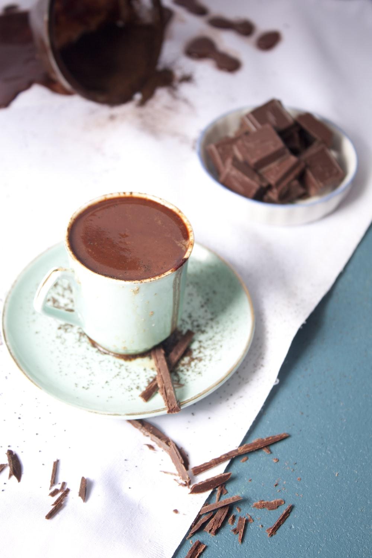 mug of chocolate drink