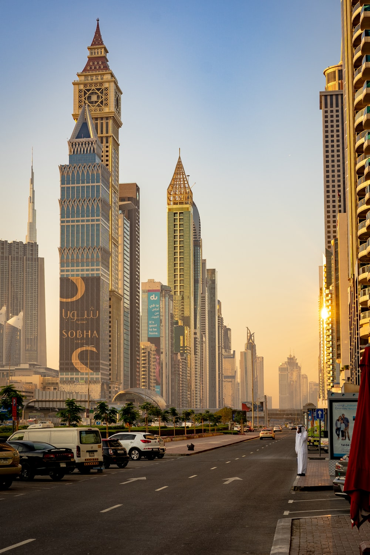 Dubai street
