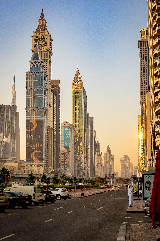 Sheikh Zayed Rd