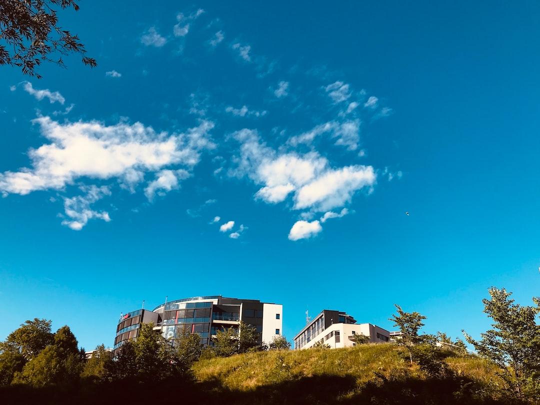 Buildings in Oslo