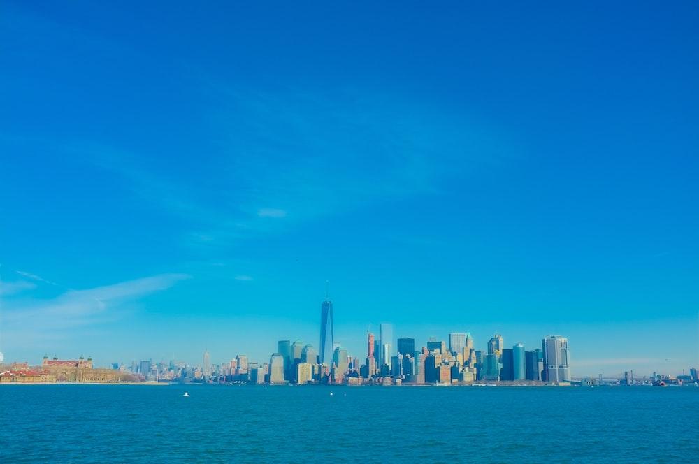 panorama skyline
