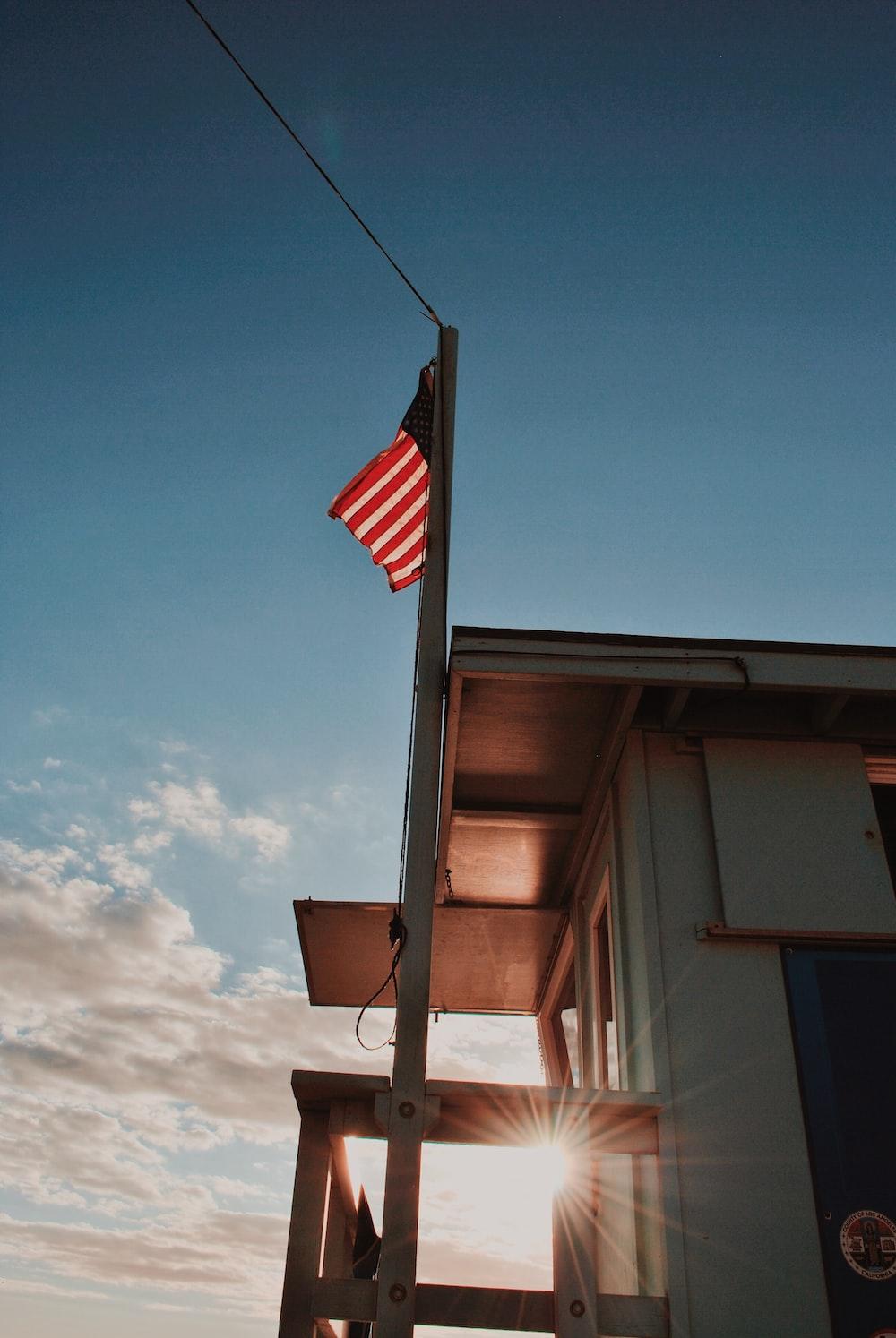 Flag, symbol, american flag and wood | HD photo by Joel Mott