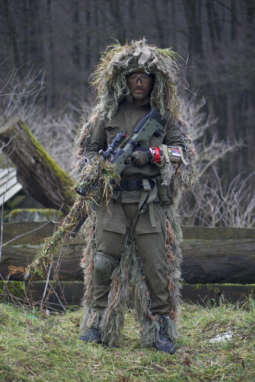 War Soldier Free Sniper In The Winter Hd Wallpaper | lapizarraeducacion