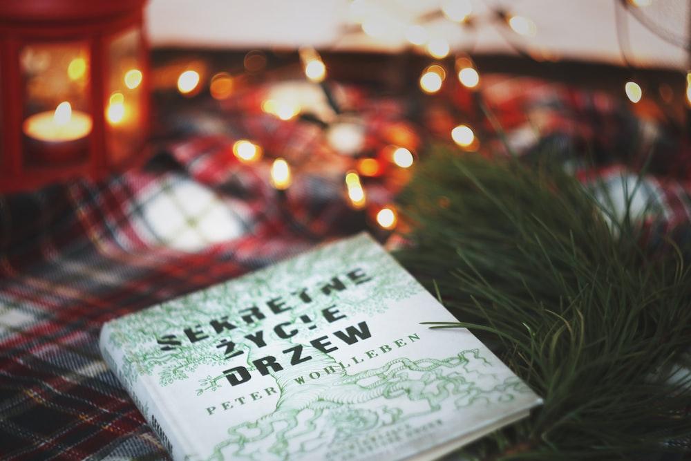 Sekretne Zycie Drzew book