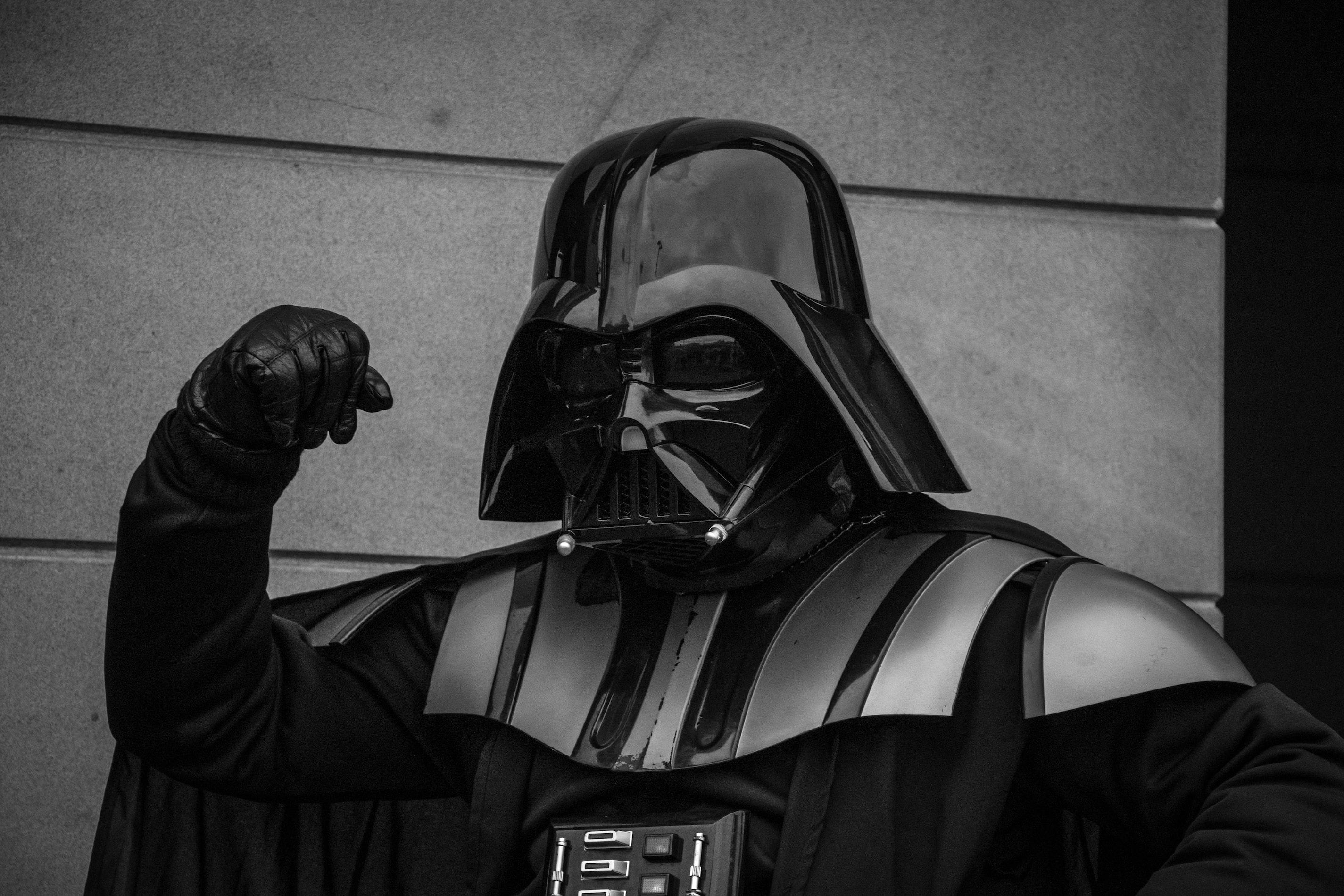 Unsplash Darth Vader
