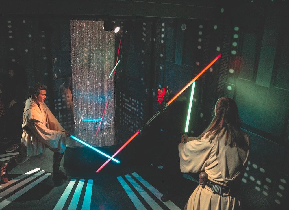 Star Wars movie clip