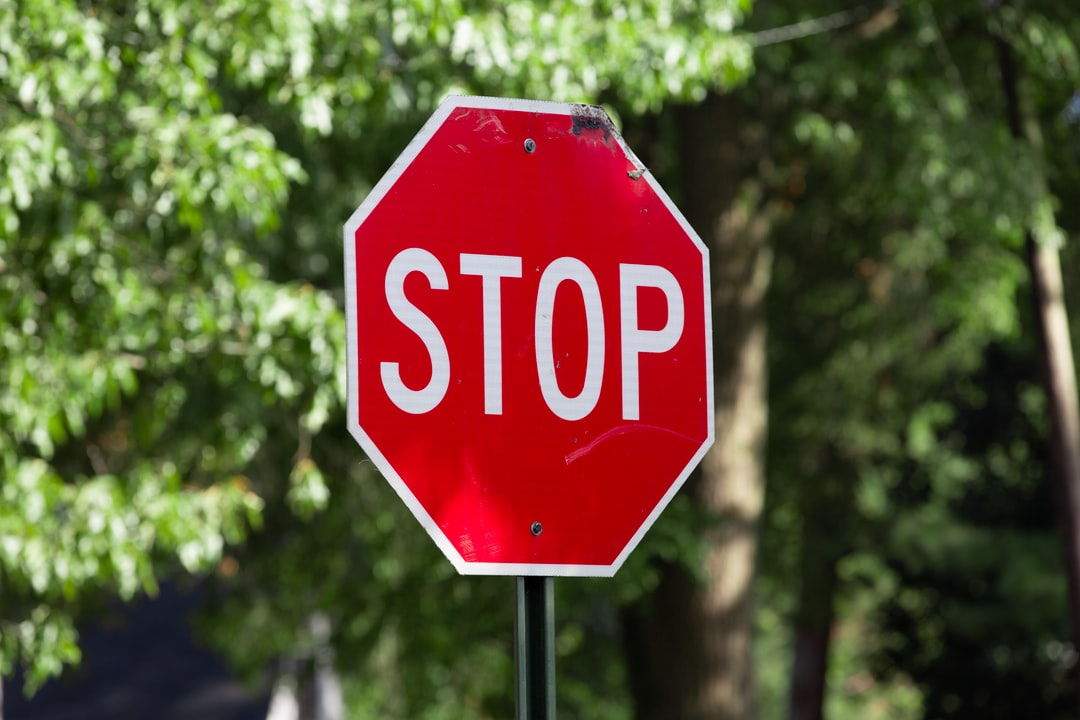 Imperfect Stop Sign