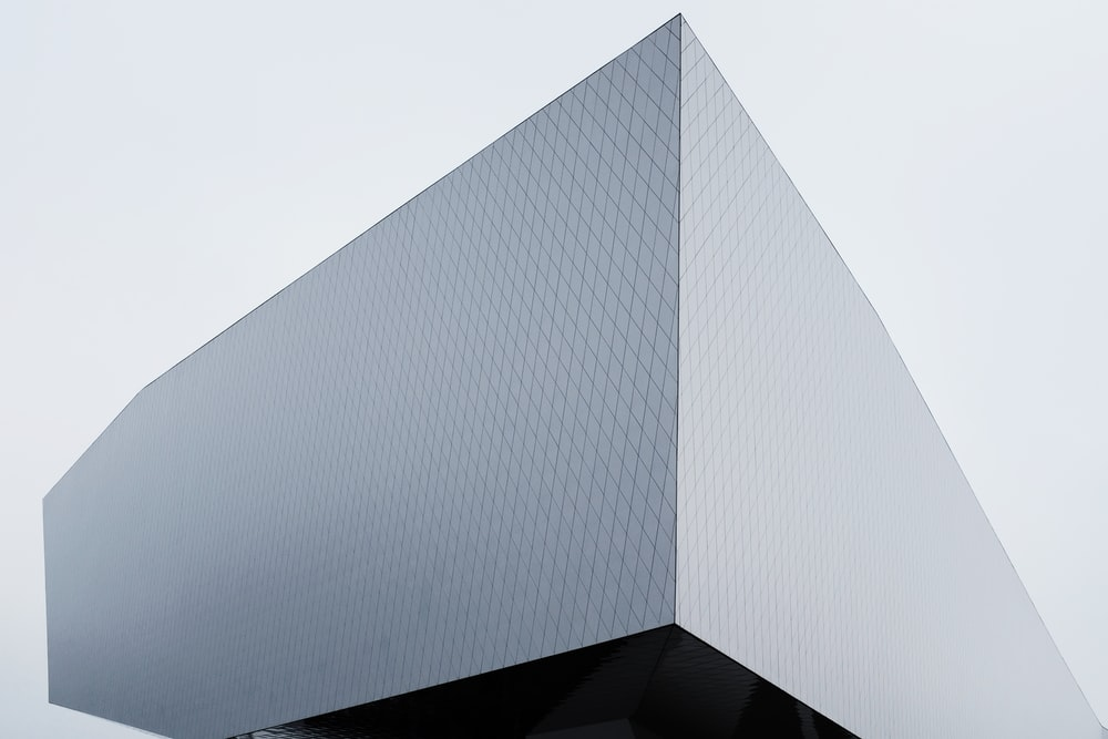 white building on daytime