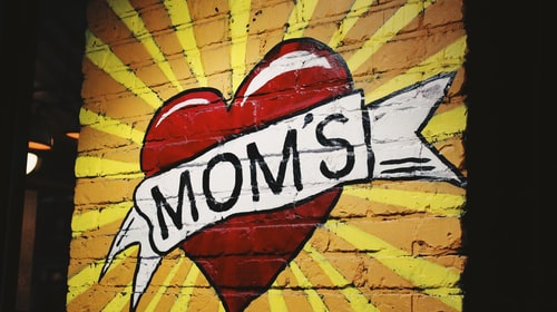 Happy Second Mother's Day