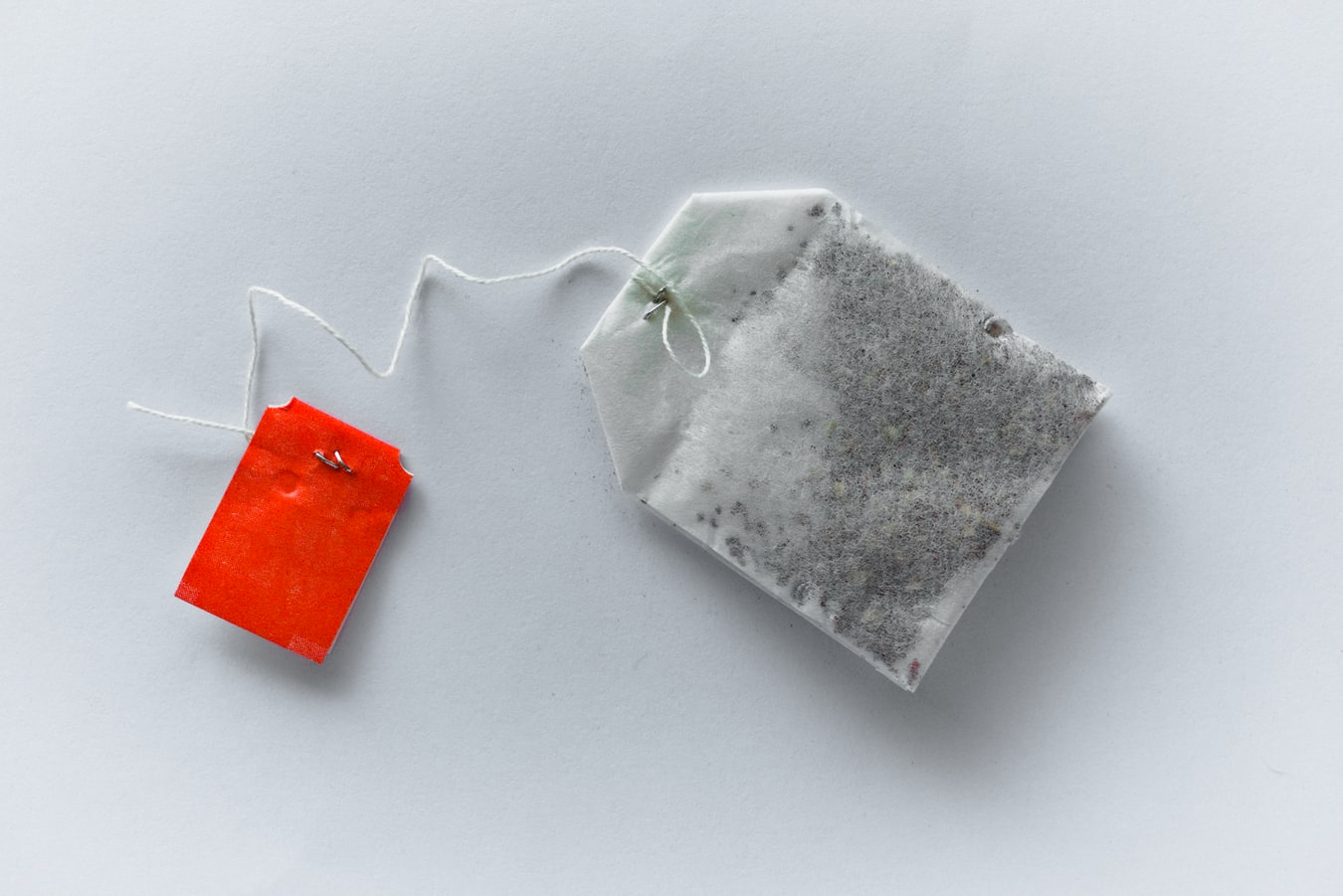 some tea bags contain hidden plastic