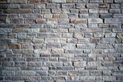 brown wall bricks