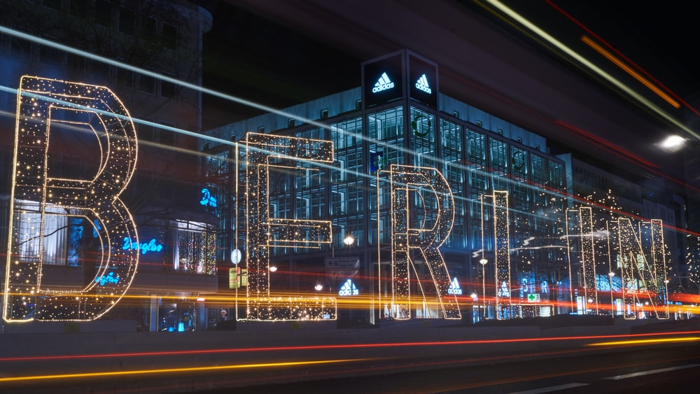time lapse photography of Berlin