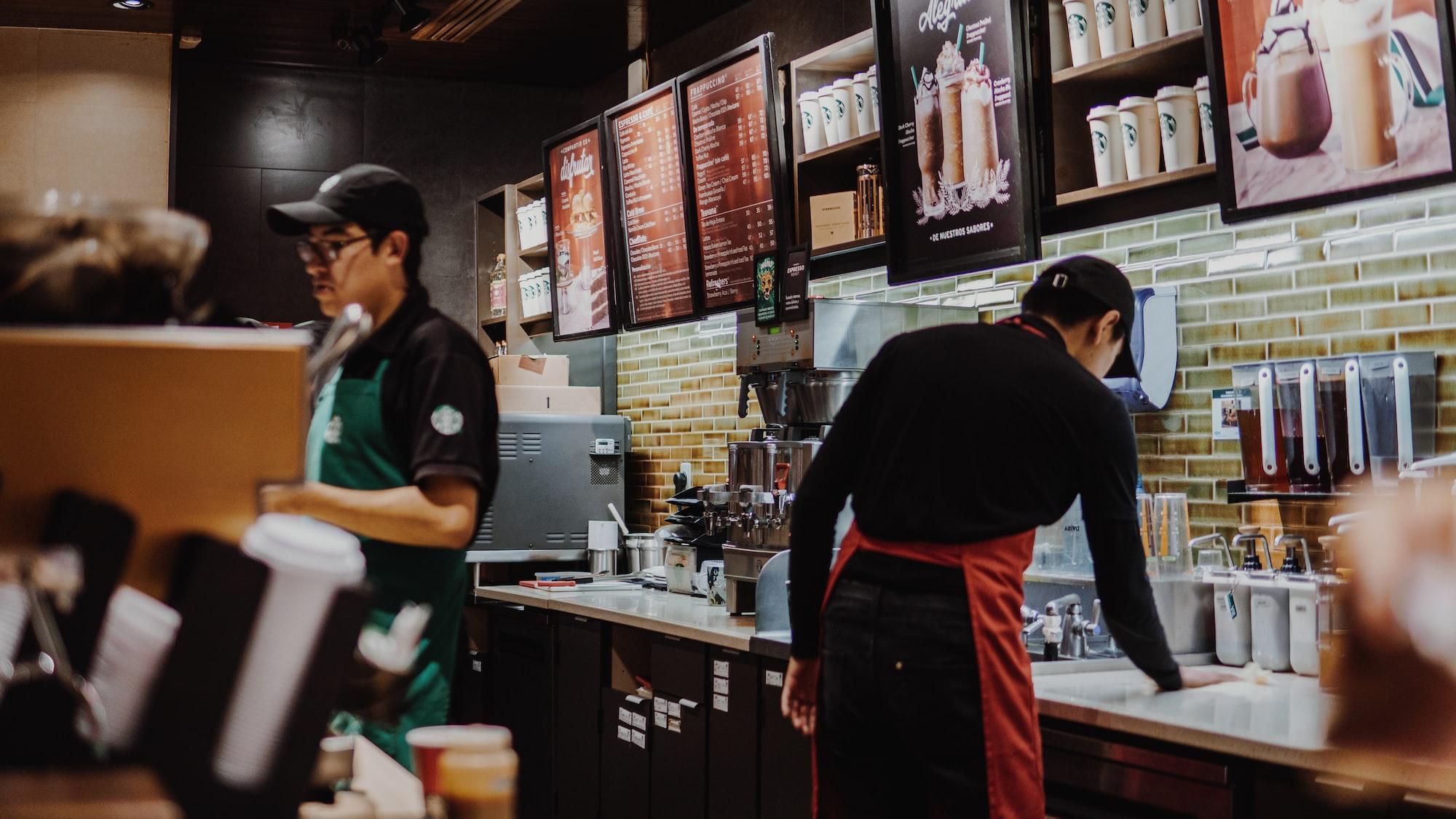 Starbucks (L2)