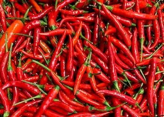 bunch of chili