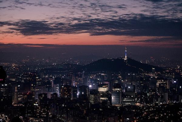 Стажировки в Южной Корее