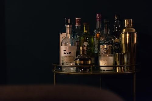 водка в паках