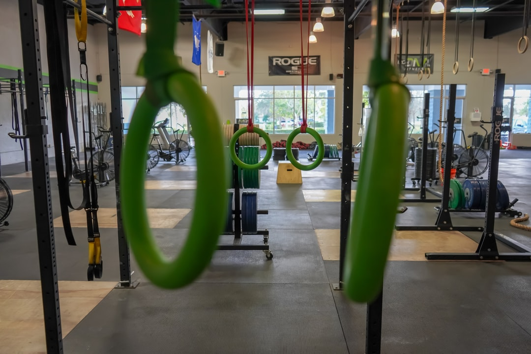 Crossfit and bootcamp gym