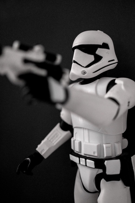 stormtrooper action figure