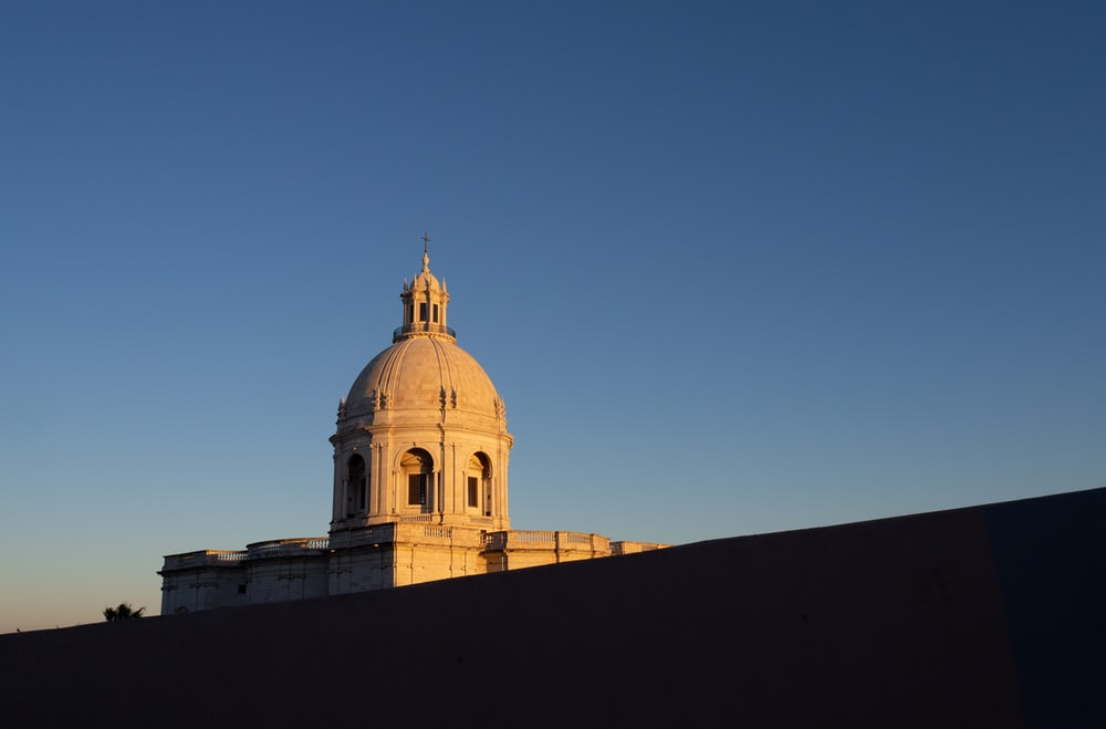 beige concrete dome building during daytime