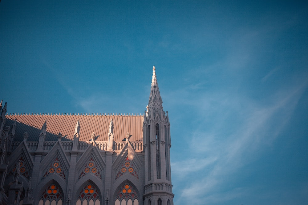 gray concrete cathedral during daytime