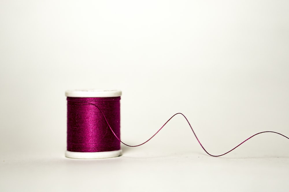 purple thread