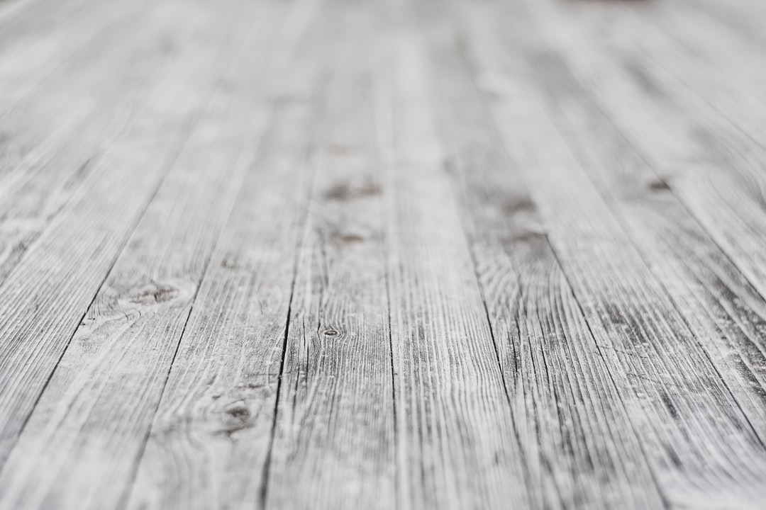 Weathered bright grey wooden texture background pattern timber plank