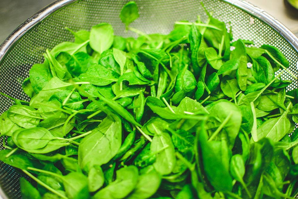 Facts On Spinach Nutrition