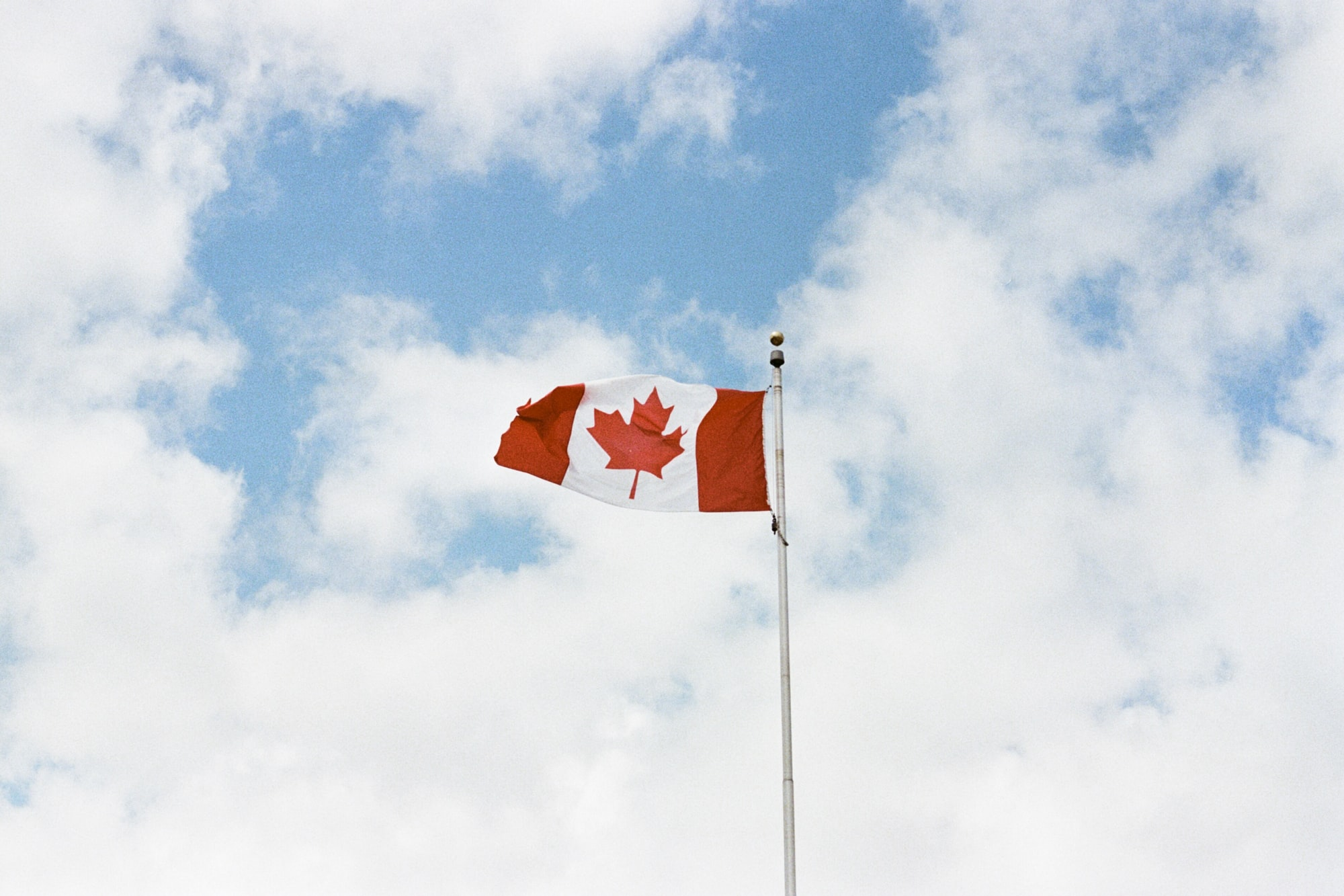 Canadian Flag: Cheapest Way to Ship to Canada