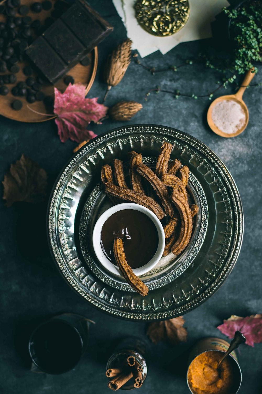 Funnel Cake Recipe, American-Style Churros